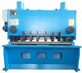 Machine de cisaillement hydraulique couper à longueur de ligne