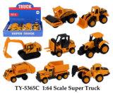 Funny Hot 1: Escala de 64 Camiones Super Toy