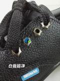 Техника безопасности на производстве обувает стальные ботинки ESD Cleanroom черноты пальца ноги