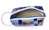 側面のハンドルが付いている多彩な印刷された美のケース装飾的な袋