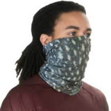 首スカーフのよい柔軟性の白いマルチ目的のヘッドスカーフ(YH-HS308)