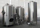 Fábrica casera de la cerveza del equipo/de la mano de la elaboración de la cerveza