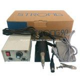 65W Strong 90 102L ручку электрического лак для ногтей сверла с 35000об/мин