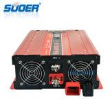 C.C. 24V de Suoer 4000W ao inversor puro da potência do inversor 4kw da onda de seno da C.A. 230V com indicador do LCD (FPC-D4000B)