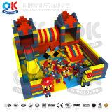 Смешные EPP здание блоки море шарик бассейн крытый детская площадка