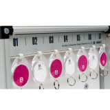 24 Identifikation befestigt Speicherschlüsselkasten mit Sicherheitsschloß