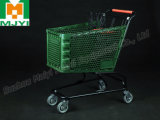 Plastic Geschikt Kleinhandels het Winkelen van de Supermarkt Karretje