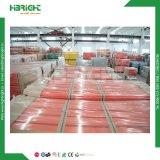 Estante selectivo de acero de la paleta del metal del almacén de la estantería de acero industrial del almacenaje