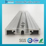 Profil d'extrusion de l'aluminium 6063 pour l'entrée principale de système