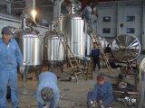 1000litres sanitaire Chemische Vloeibare het Mengen zich Tank