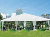 20*50m grande festa tenda com decoração de luxo para casamento