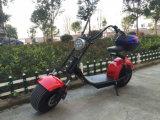 De nieuwe Model Grote Fiets 1000W 1500W van de Autoped van de Stijl van Citycoco Harley van de Stijl van de Band