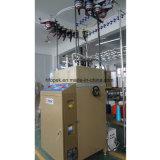 Bufanda hecha punto completamente automatizada que hace la máquina