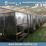 Machine de chauffage de tunnel de jet pour la ligne carbonatée de boisson de machine de remplissage de boisson non alcoolique