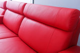 Sofá A389# do Recliner do teatro Home da base do teatro Home