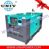 compressor van de Lucht van de Schroef van 265cfm de Mobiele Dieselmotor Aangedreven