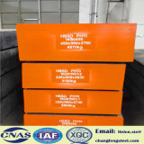 Acciaio d'acciaio della muffa del lavoro in ambienti caldi della muffa della lega (H13, 1.2344, SKD61)