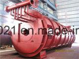 Sistemas de calefacción en grande de petróleo caliente