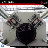 HDPE/PPR Rohr-Produktionszweig/Rohr-Maschine/Strangpresßling-Zeile