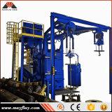 China-Böe-Media-konkretes Granaliengebläse-Gerät, Modell: Mhb2-1216p11-2