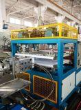 Le polystyrène a émulsionné des machines d'extrusion de panneau
