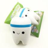 Squishy weiche Ibloom Zähne kreatives Geschenk-Japan-verlangsamen steigendes Squishy Spielzeug
