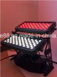 屋外か防水120X10W RGBW LED都市ライト壁の洗濯機