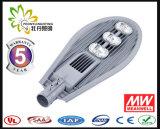 5 da garantia do TUV do Ce de RoHS SAA do UL Hotsale da ESPIGA 30W do diodo emissor de luz anos de luz de rua, lâmpada de rua do diodo emissor de luz, luz da estrada do diodo emissor de luz
