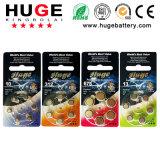 bateria A10 do ar do zinco 1.4V/dae (dispositivo automático de entrada) de audição