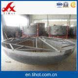De goedkoopste Hoofden van de Tank van de Prijs van Luoyang Tihot Company