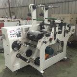 Duplex-Position gedruckte thermischer Empfangs-Papieraufschlitzenund Rückspulenmaschine