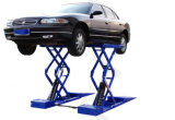 Гидровлический двойник Scissor подъем автомобиля с милой конкурентоспособной ценой