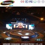 Farbenreiches P4.81 Miet-LED Innenzeichen für Bildschirmanzeige-Anschlagtafel