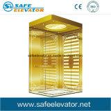 Edelstahl-Radierungs-Spiegel-Ausgangshöhenruder