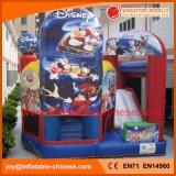 Jumping château gonflable/Moonwalk Bouncer gonflables pour enfants (T1-707)