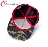 3D personalizadas bordados 5 Snapback Panel Hat (65050099)