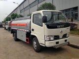 6 바퀴 4X2 Dongfeng 145 170HP 연료 탱크 트럭