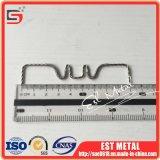 Чисто провод вольфрама, Twisted белая нить Dia0.08mm провода вольфрама