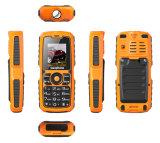 Guophone V3s MiniV3 imprägniern Energien-Bank-Handy-Mobiltelefon