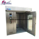 Het automatische Gas van het Roestvrij staal en de Roterende Oven van de Hete Lucht 32trays van de Elektriciteit