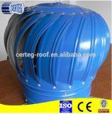 Roestvrij staal #201/304 Geen Ventilator van het Dak van de Lucht van de Aandrijving van de Wind van de Macht Turbo