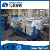 Tuyau en plastique PVC double ligne de production