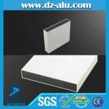 Kundenspezifisches Aluminiumprofil des strangpresßling-6063 T5 mit Puder-Mantel