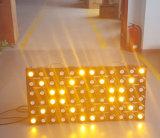 Gbr stade LED matrice pixel 36pcs Golden DJ/éclairage de l'événement