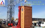 容器のローダーの容器の荷役を傾ける20/40のFTの容器