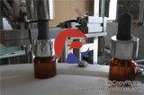 Embotellado automático del petróleo de Vape y máquina que capsula