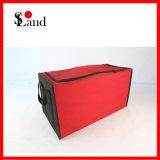Grande capacidade de promoção de Cor Vermelha Piquenique Saco portátil de gelo