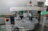 De automatische Machine van de Etikettering van de Fles van de Essentiële Olie van Twee Kanten