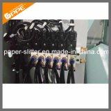 Máquina de corte de papel do projeto novo