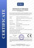 Piatto resistente solvibile termico di doppio strato PCT di Ecoo